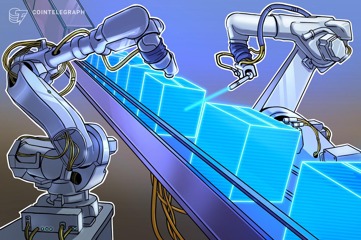 Produção de blocos de rede Liquid é retomada após problemas de processamento de transações