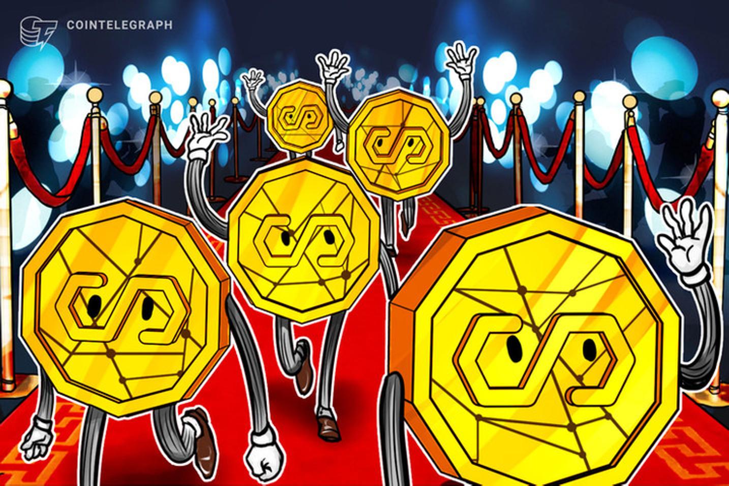 5 tokens ignoram oscilação do Bitcoin e sobem até 68% nesta semana