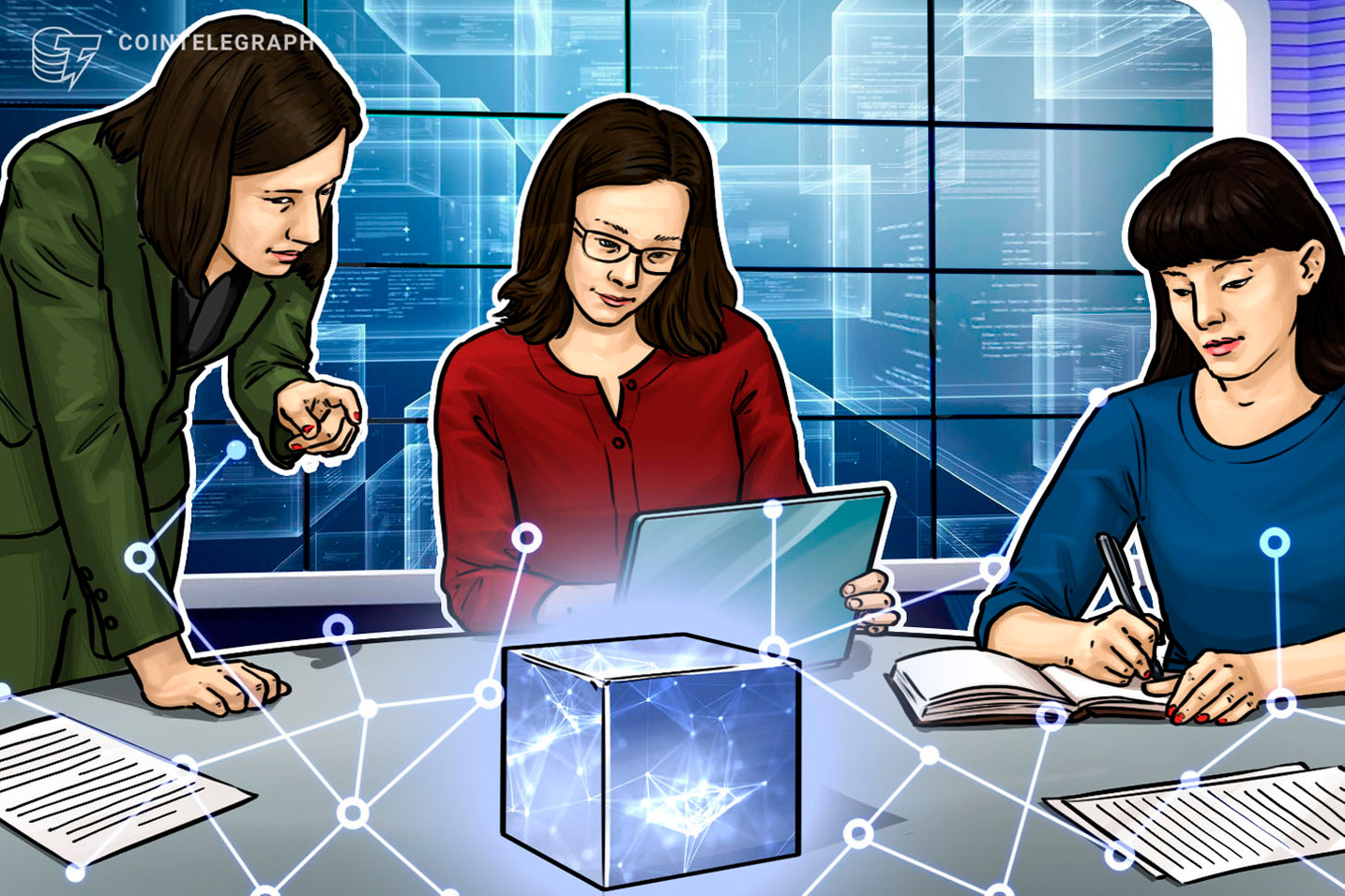 Confirmed: Sony and Fujitsu to Trial Blockchain for Educational Record Integrity