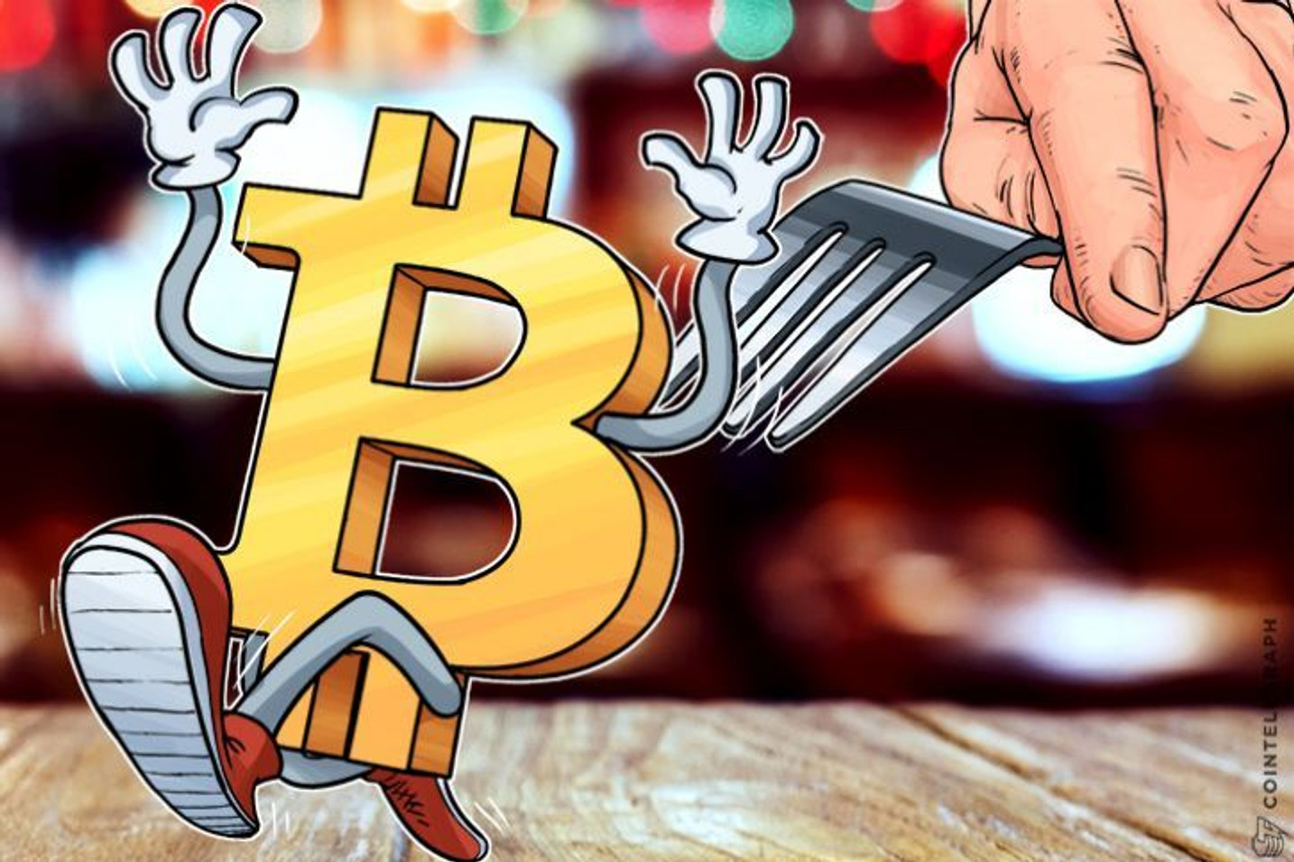 Bitcoin Forks Into Two, New Era Dawns For Bitcoin