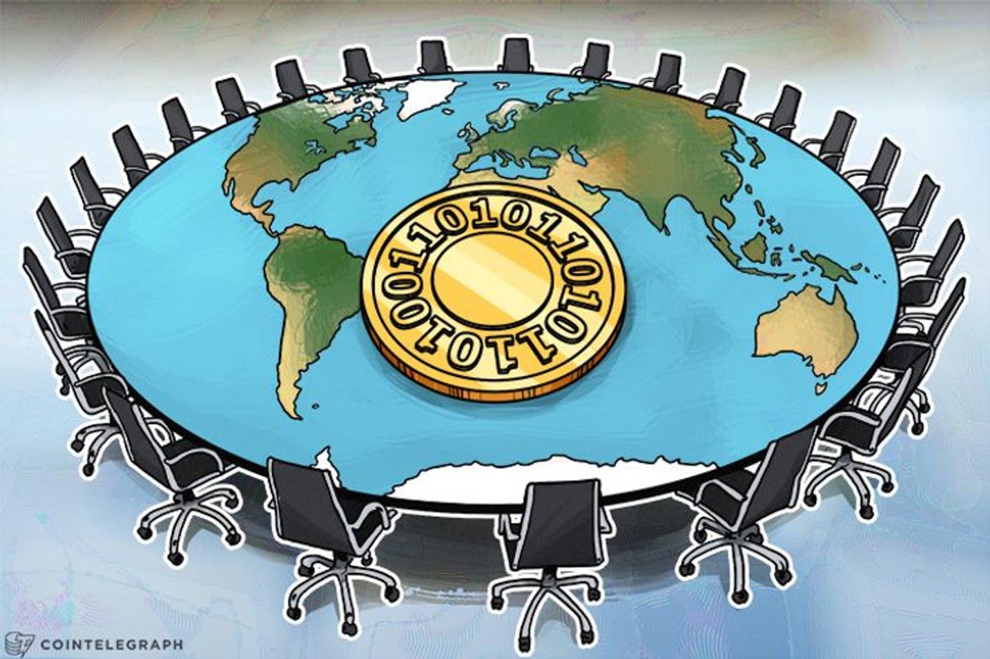 Estiman que el gasto mundial en Blockchain alcanzaría cerca de USD 2.9 mil millones en 2019
