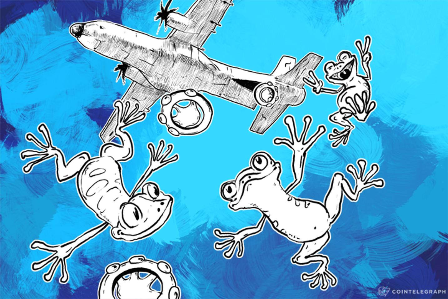 Ribbit.me: World's First Blockchain-Based Rewards Program 'A Tool' to Mainstream Bitcoin