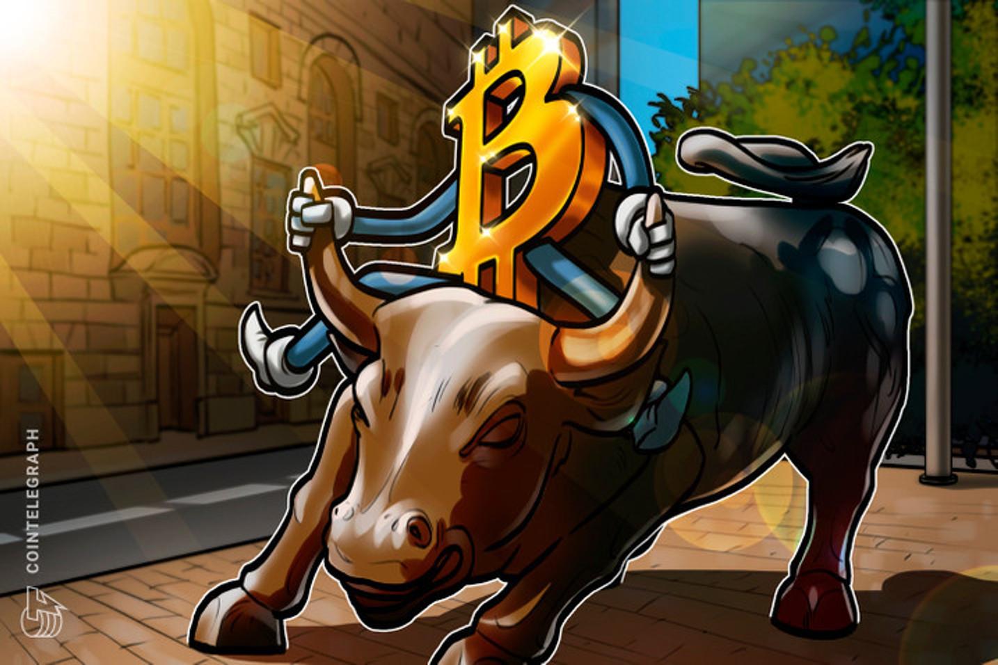 Bitcoin já valorizou 895% comparado com o Ibovespa e poupança é o pior investimento