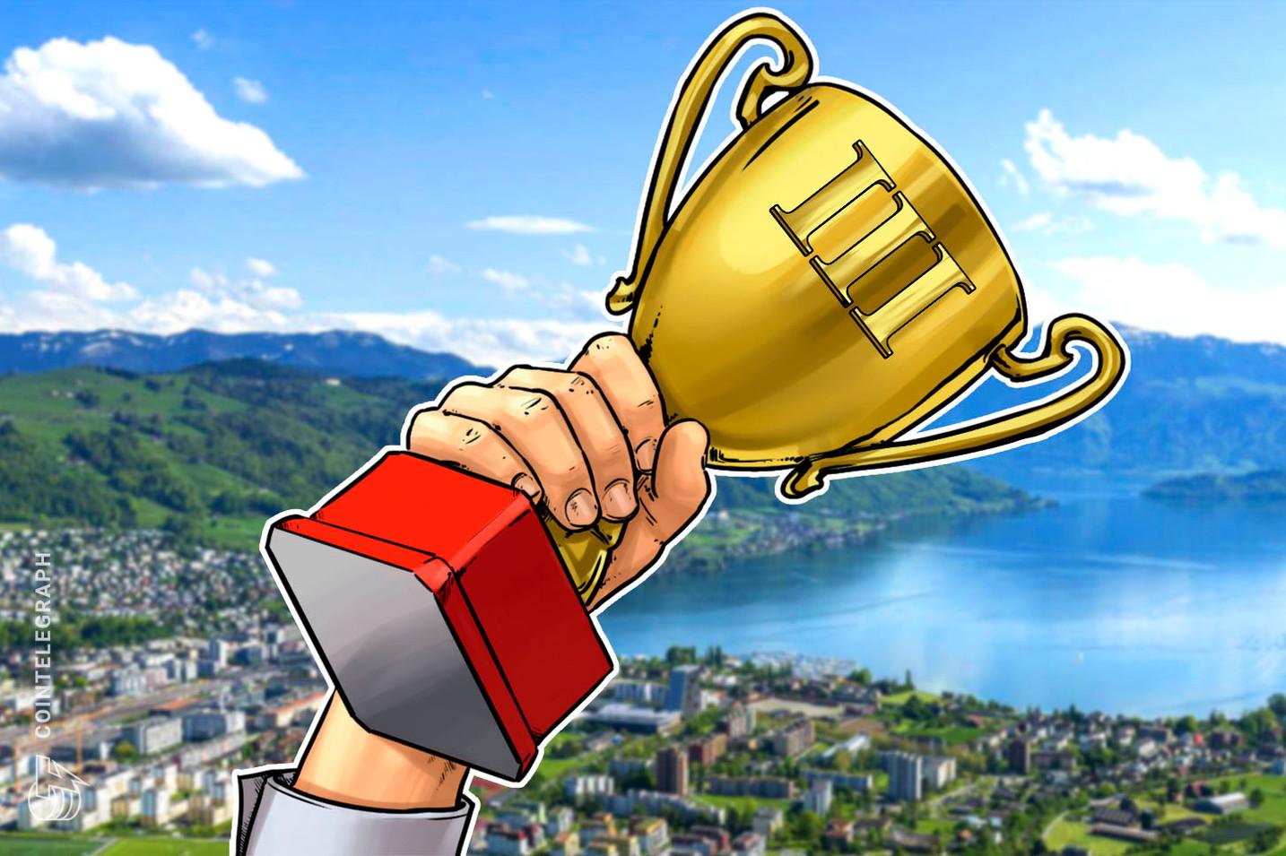 """""""Crypto Valley"""" Zug ist jetzt drittgrößter europäischer Standort für Venture Capital"""