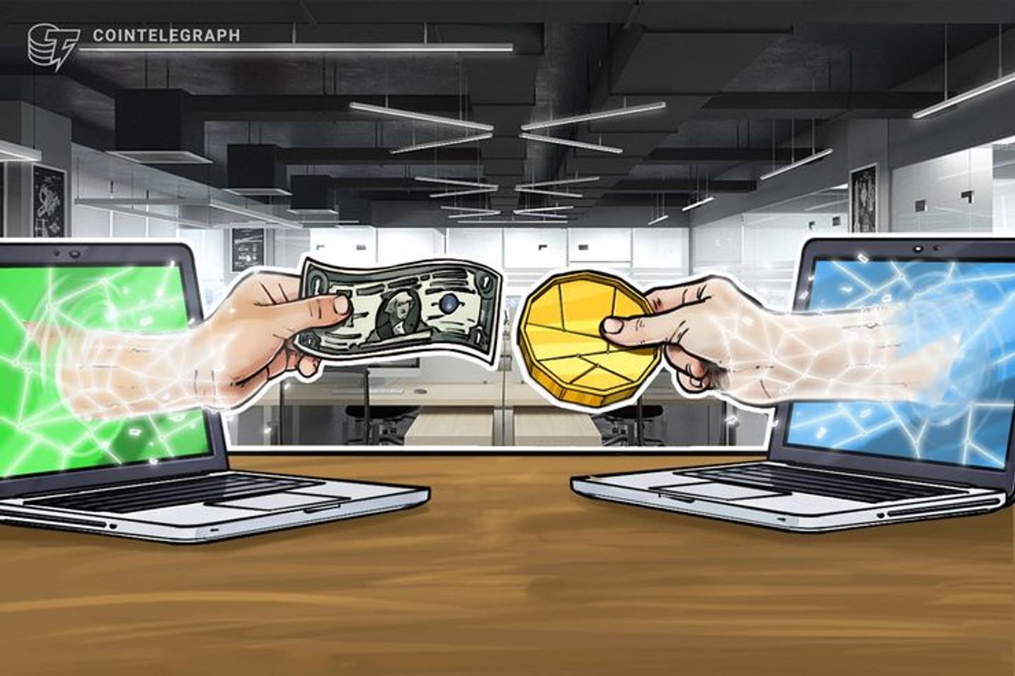 Ex-banqueiro brasileiro investe em plataforma que permite uso de criptomoedas para pagamentos no varejo