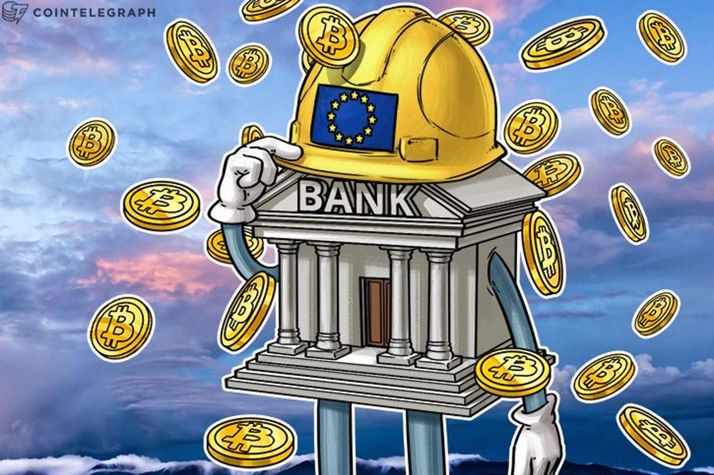 ECBがビットコインやイーサリアムなど4種類を注視|「利用や時価総額、ビジネスモデルの多様性重要」