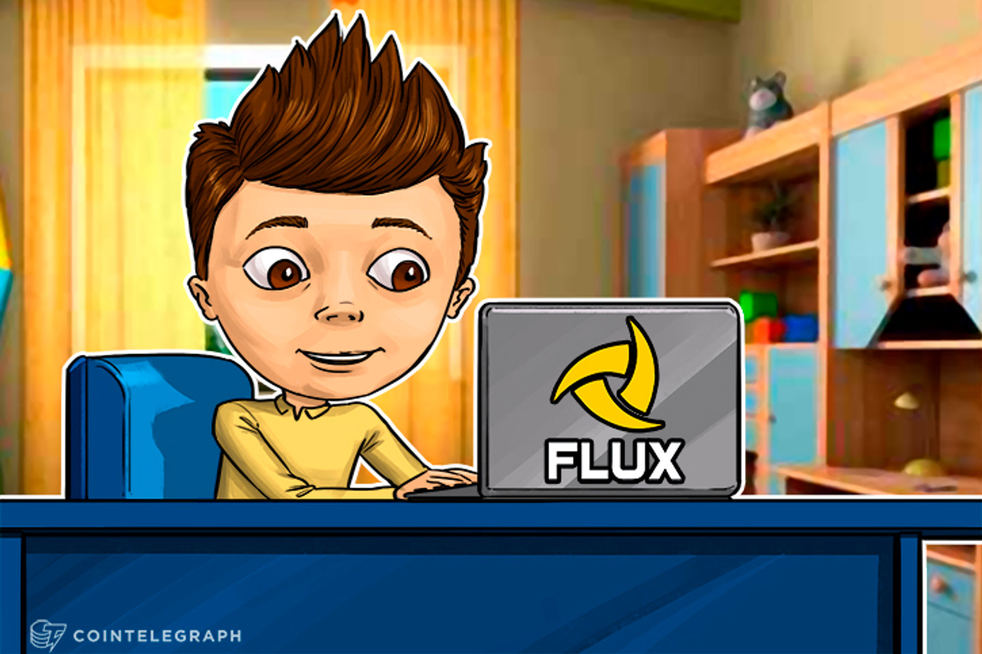 FLUX Global Gaming Ecosystem – Player-Owned Gaming Platform Builds Strong Loyalty