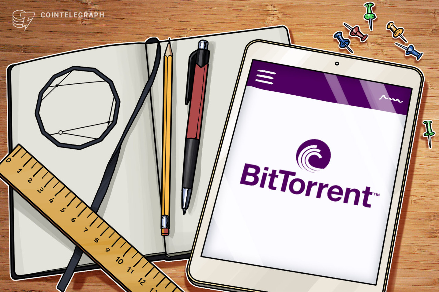 ビットトレントとトロン、新たなソフトウェア立ち上げ 独自仮想通貨でダウンロード速度向上目指す