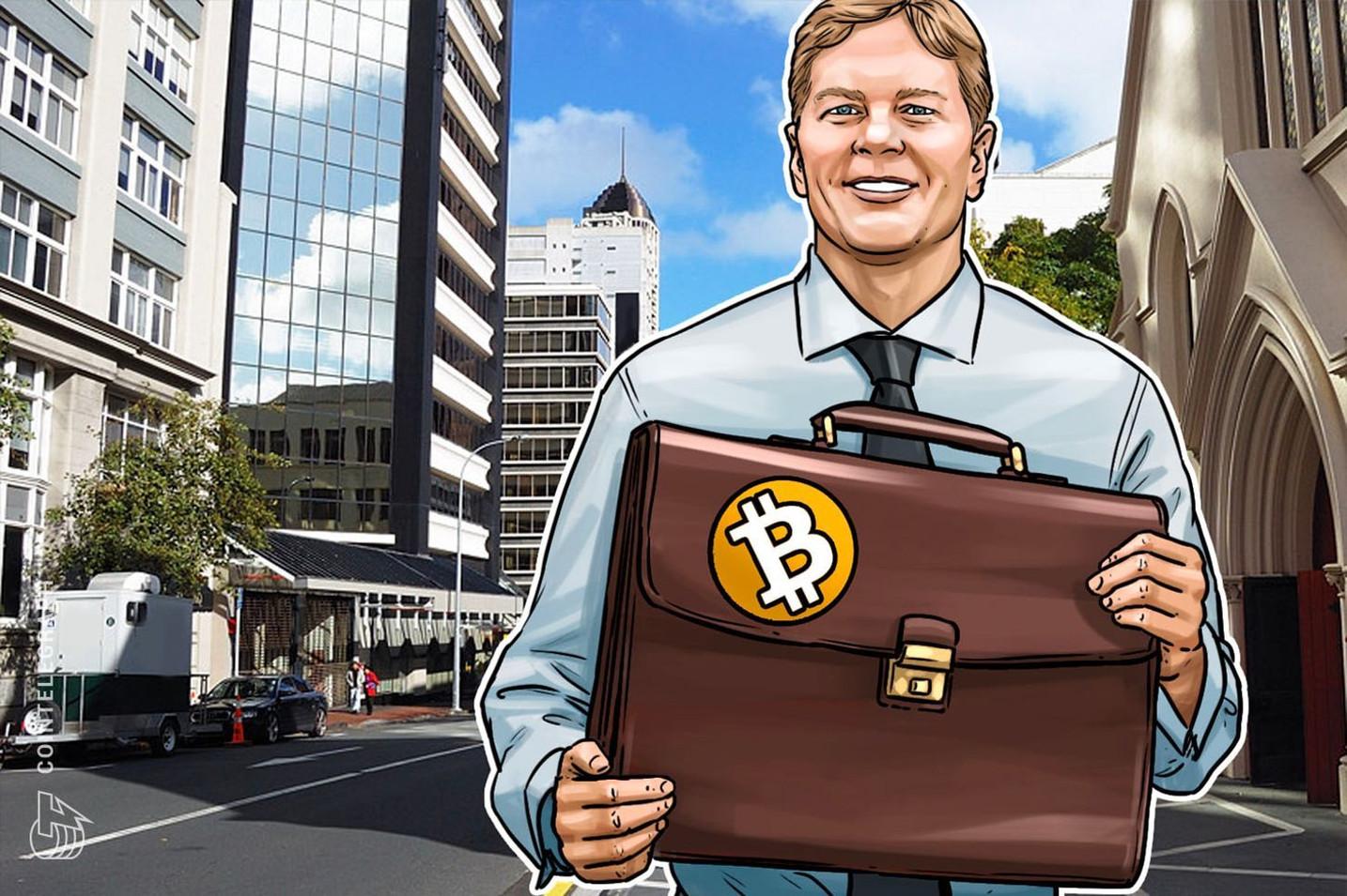 ビットコインの優位性をウォール街のポートフォリオ史から解説、米仮想通貨ヘッジファンドCEO