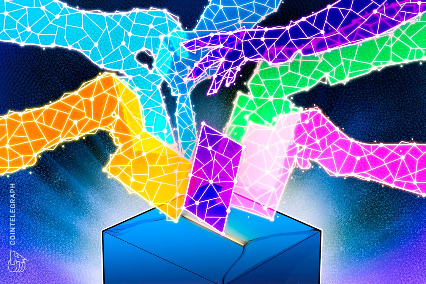 モスクワ市議会 電子投票でブロックチェーン技術の使用を計画