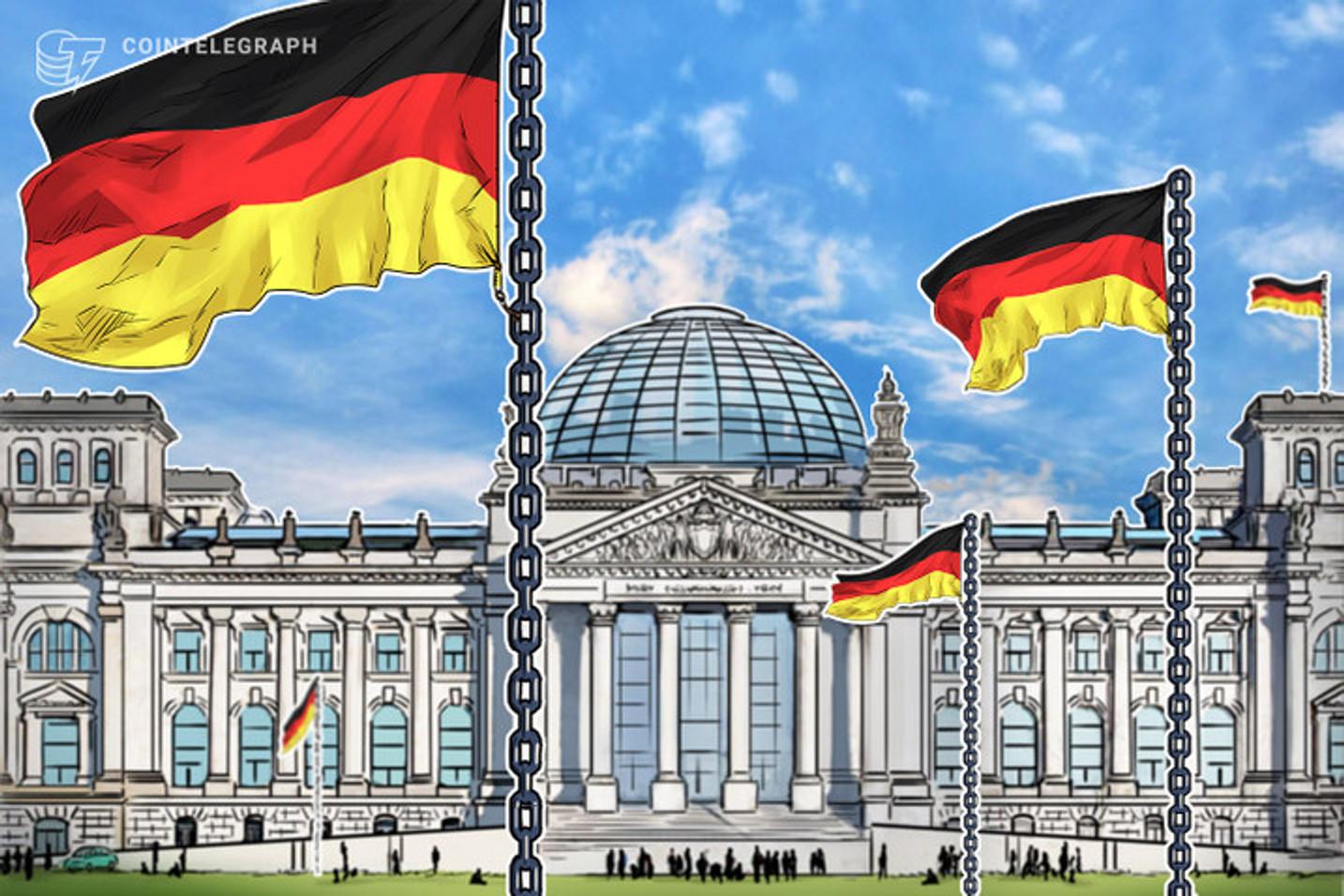 Deutschland: Wie die Bundesregierung bei der Blockchain vorangeht