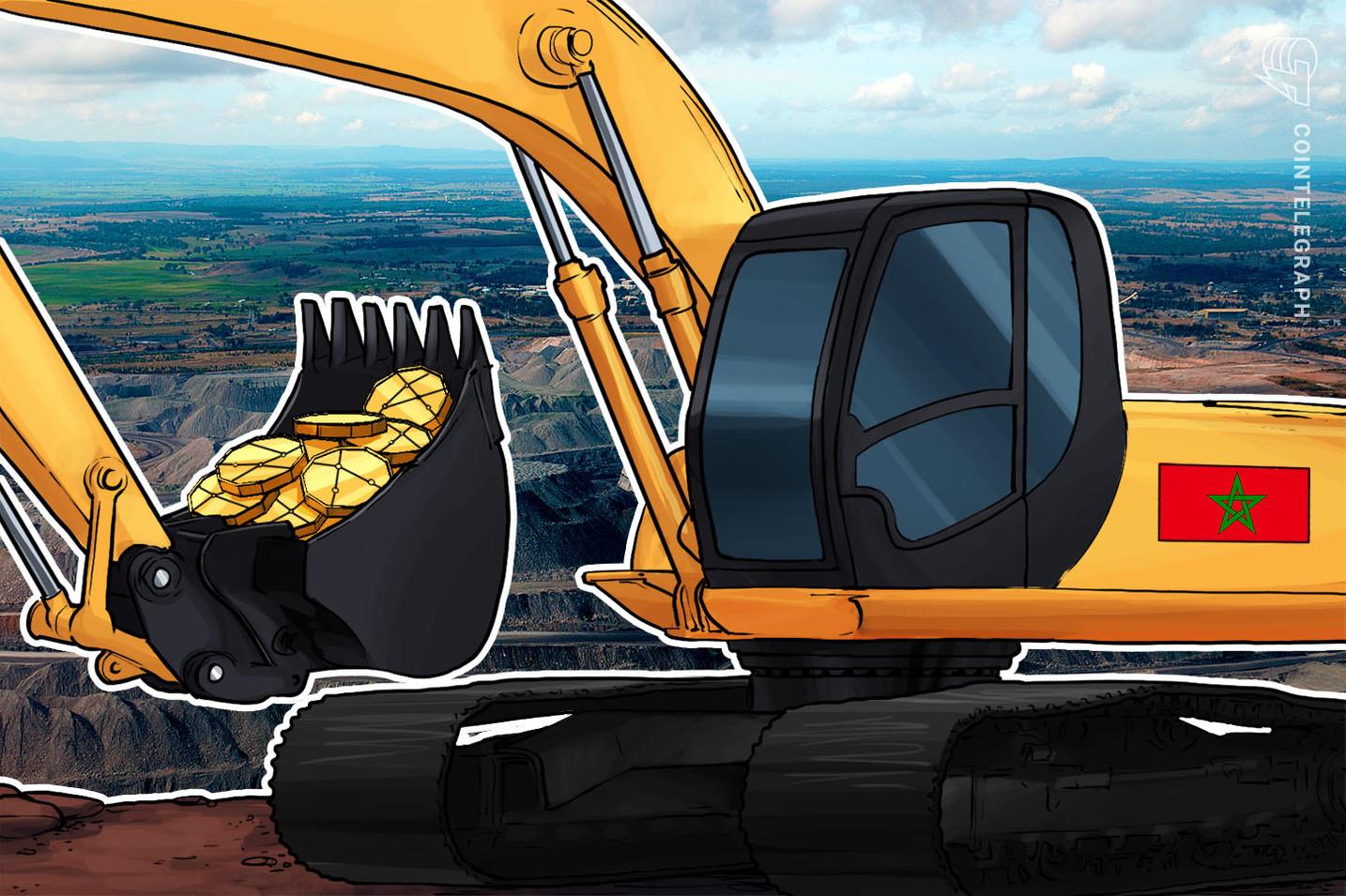 Izgradnja 36 megavatne bitkoin rudarske farme u Maroku počinje u januaru 2019