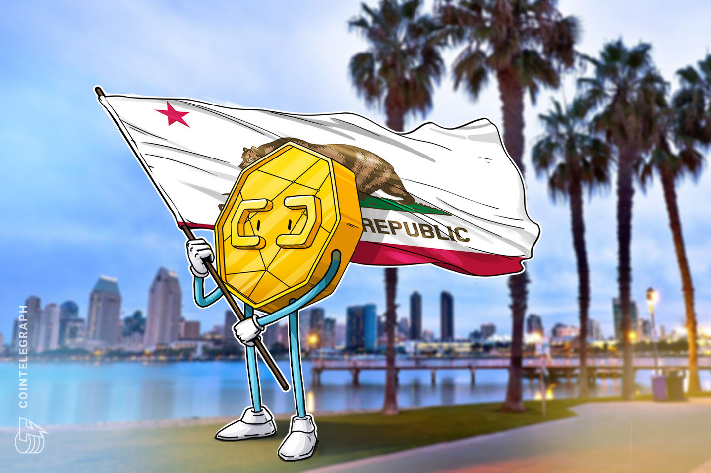 Could California become its own crypto-country?