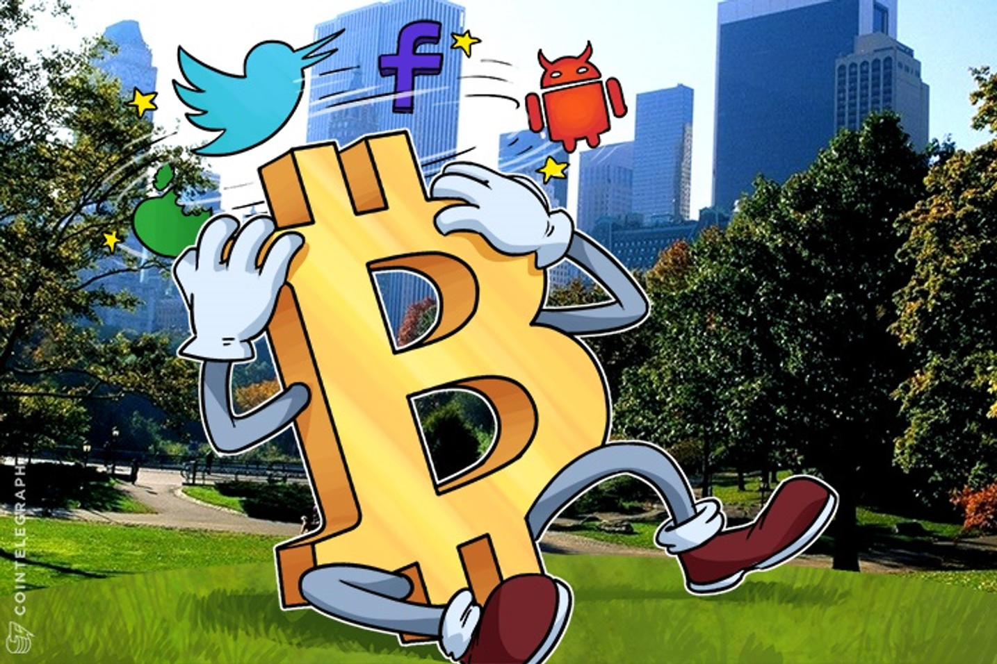 From Hacks to Fake Apps, Bitcoin's Other Headache to Cure