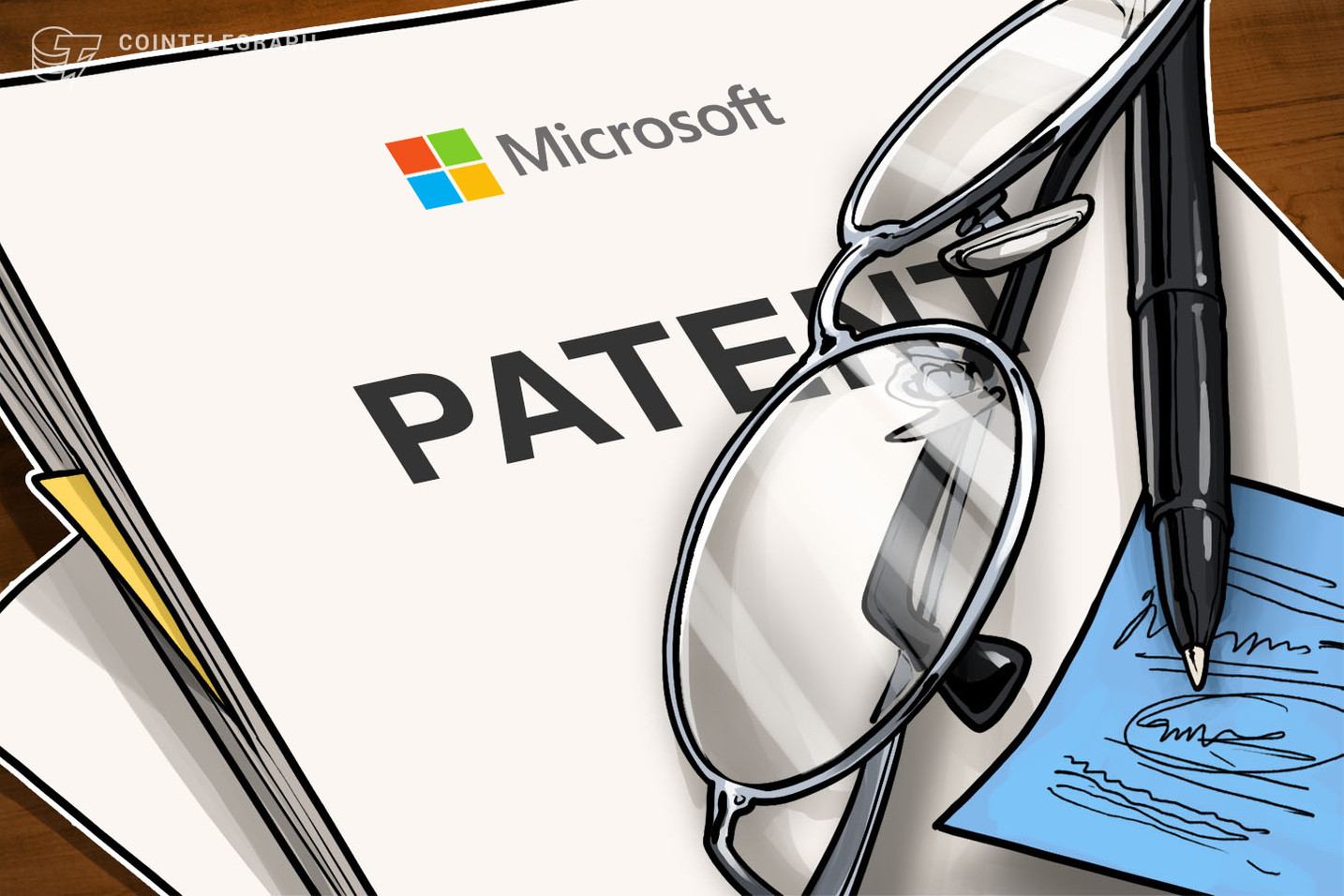 Microsoft's Two New Patents Fuse Blockchain Tech With Trusted Computing Techniques