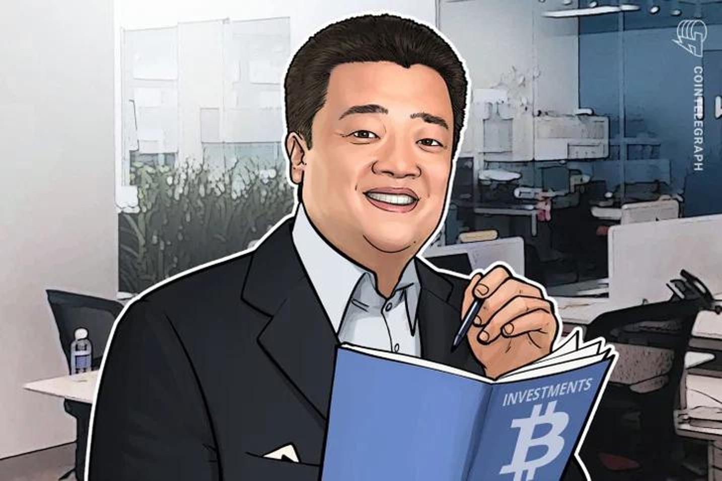 Bobby Lee apuesta a que el precio de Bitcoin superará los 40.000 dólares en 2021