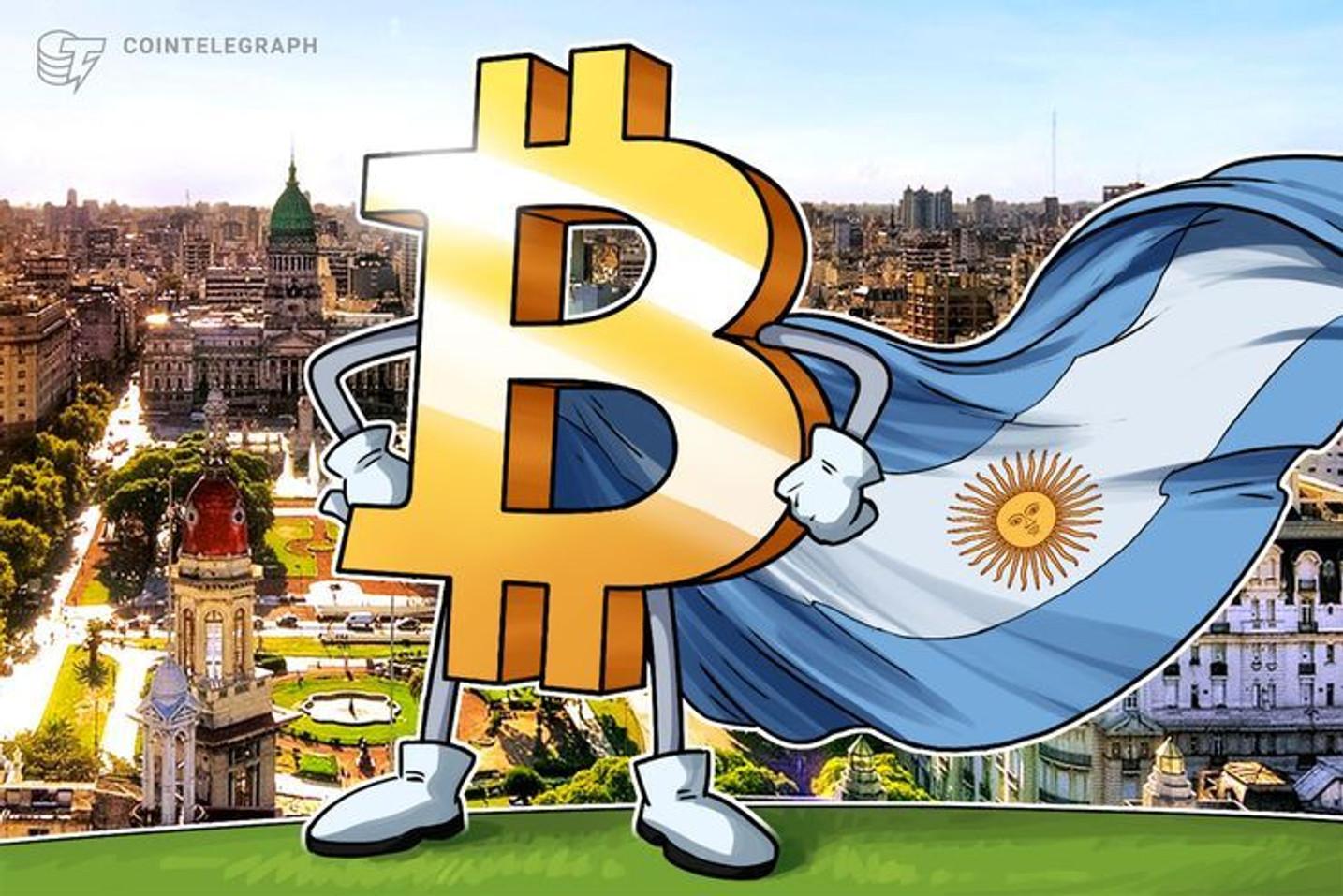 Argentina: Pyme utiliza Bitcoin para pagar una importación que venía desde Europa