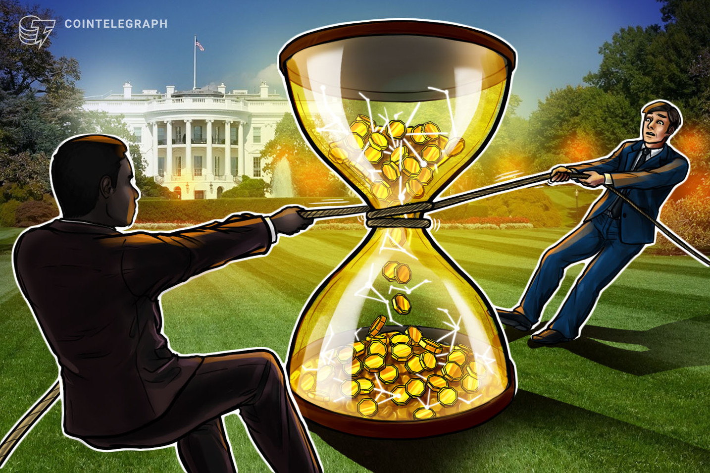 Mnuchin Crypto Speech Was Total Validation of Bitcoin: Barry Silbert
