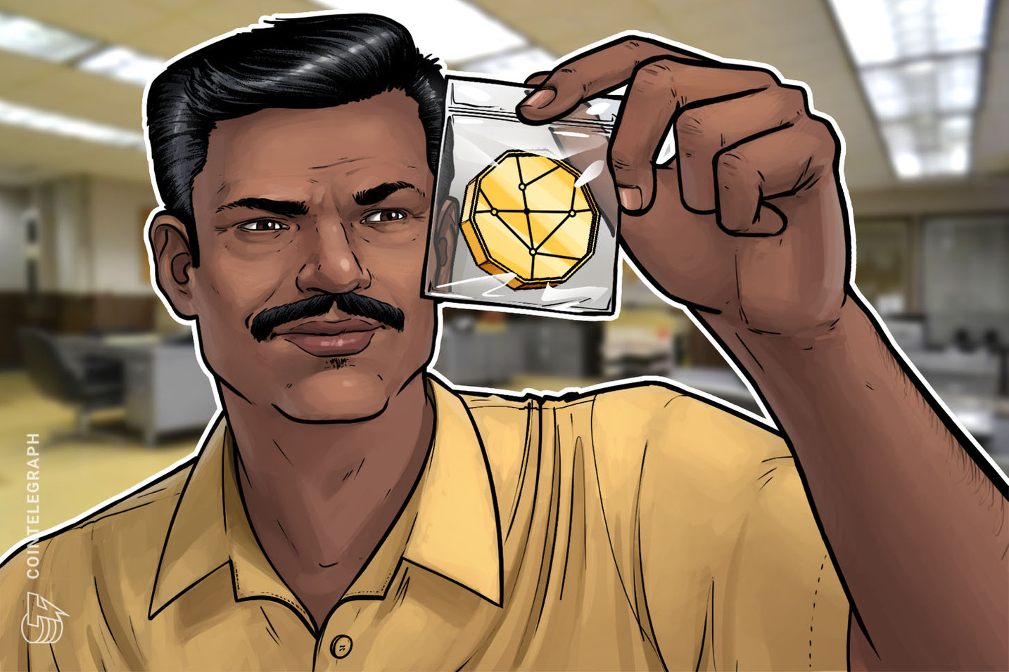 Police Arrest Indian Crypto Exchange Co-Founder for Unregistered 'Illegal' Bitcoin ATM