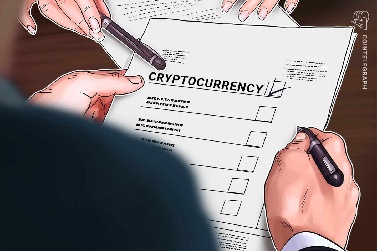 """Los funcionarios de Ucrania tendrán que reportar sus tenencias en criptomonedas como """"activos intangibles"""""""