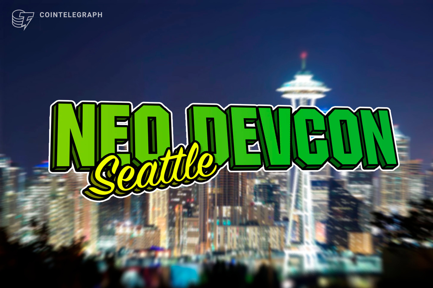 Chinese Giant Welcomes Future Blockchain Talent With Free Tickets to Seattle DevCon, Ahead of NEO 3.0 Announcement
