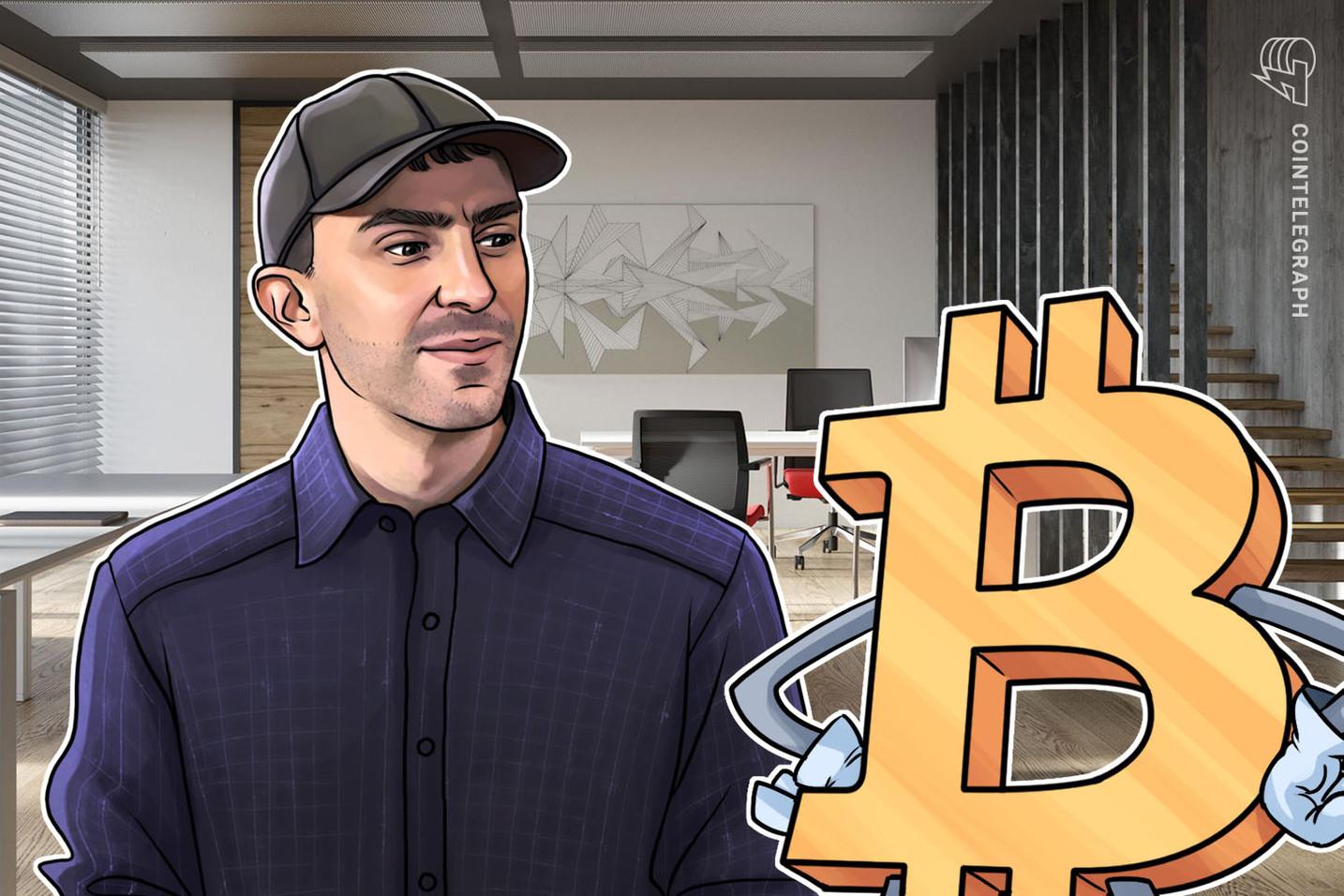 Tone Vays: Bitcoin Price Won't Leave $6K–$10K Range Until 2021