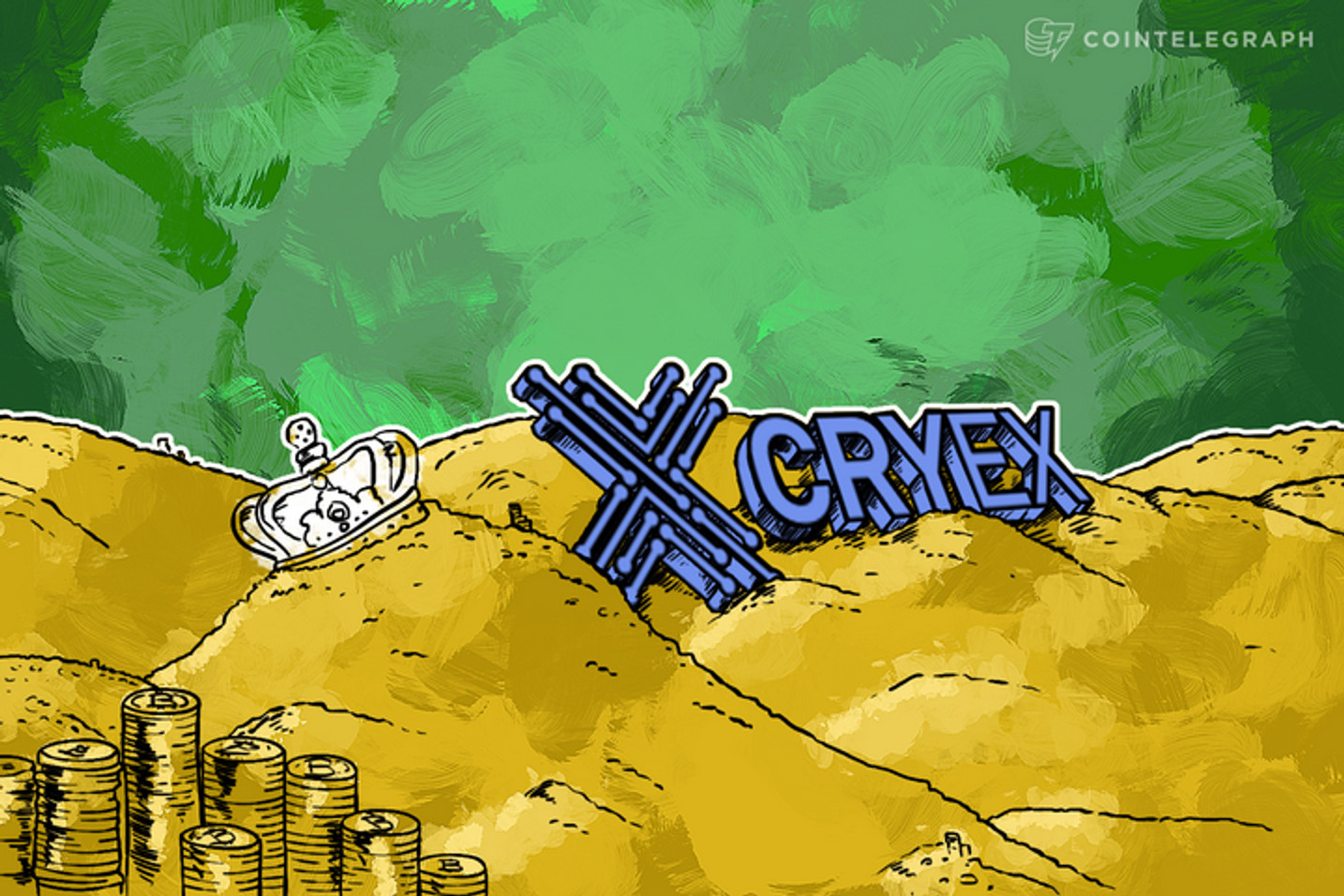 Bitcoin Exchange Cryex Secures $10M Investment, 'Finally Attracting' Traditional Finance