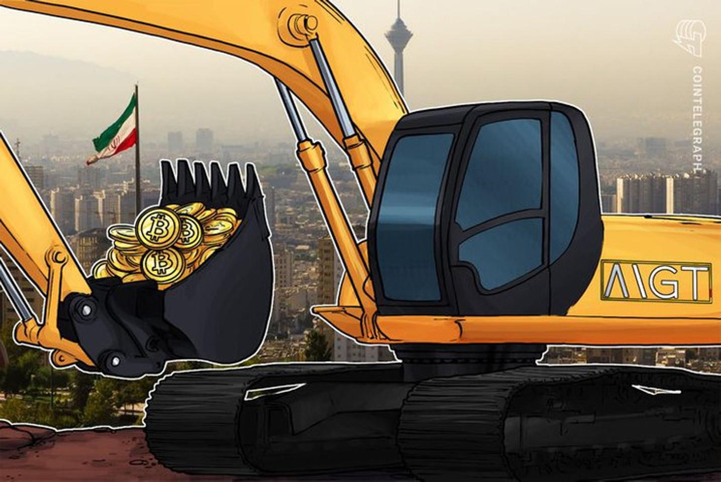 Crise do coronavírus no Irã contrasta com explosão de procura por Bitcoin