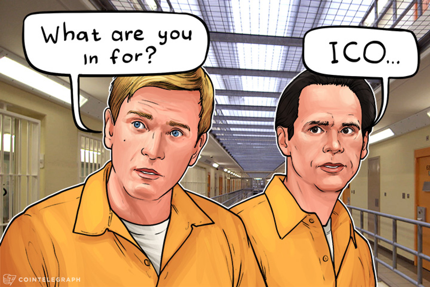 Why Choosing Wrong ICO Platform Could Lead to Knock on Your Door at 3 am