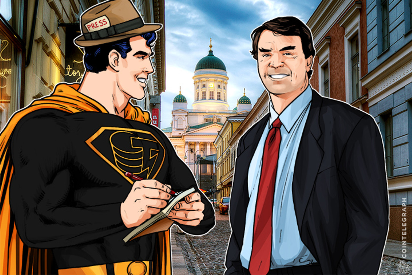 Bitcoin VC Tim Draper: Blockchain is the Perfect Bureaucrat