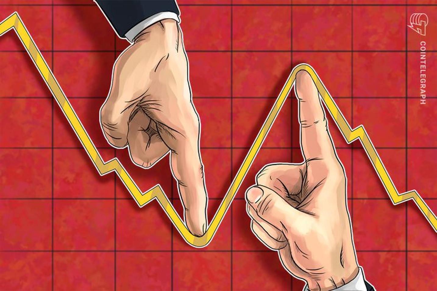 Continua il declino dei mercati delle criptovalute, tutte le principali monete in rosso