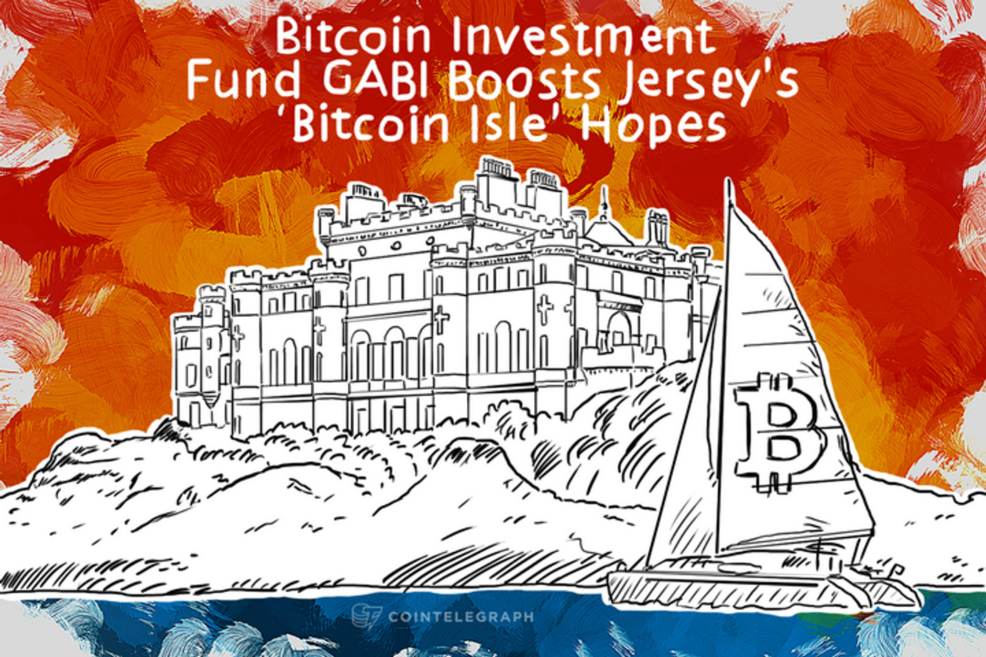 Bitcoin Investment Fund GABI Boosts Jersey's 'Bitcoin Isle' Hopes