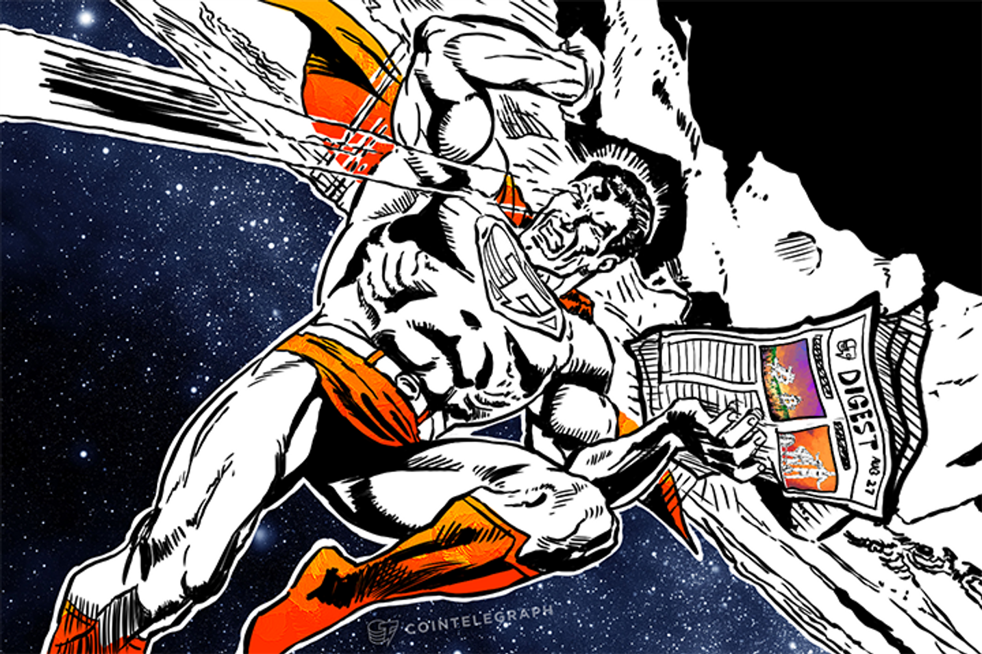 AUG 27 DIGEST: Patrick Byrne Brings Bitcoin Tech to Wall St. with $30M Deal; California Seeks to Avoid a Repeat BitLicense Exodus
