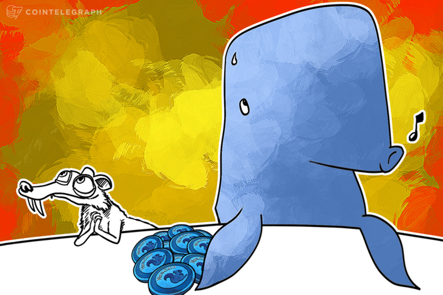 NeuCoin Implements 'Anti-Whale' Measures in Reaction to Presale Popularity