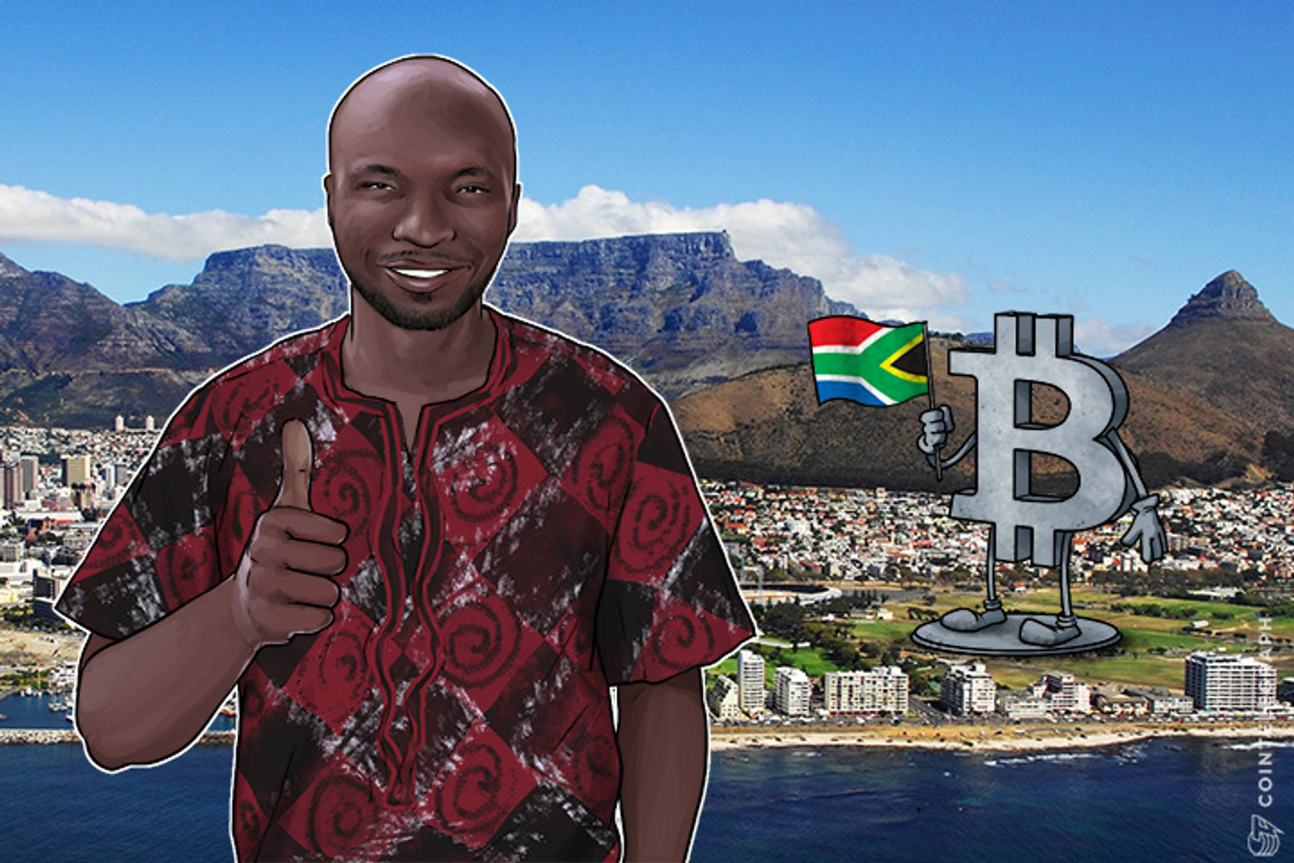 From the Start of 2016, Bitcoin Is On A Roll In Africa
