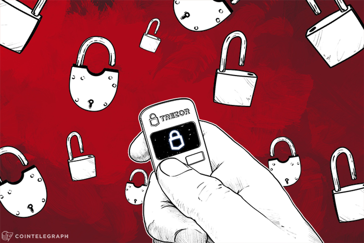 Trezor Offers Password-less Login to Other Websites; Adds Dash