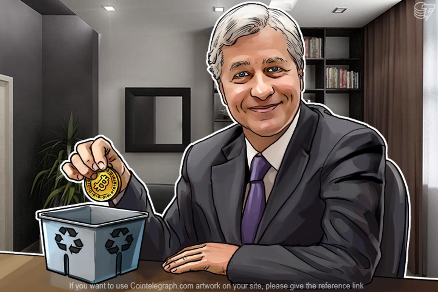 Bitcoin Will Prove Naysayers Wrong; Say Experts After JP Morgan's CEO Speech