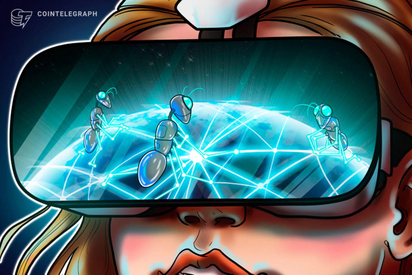 Invitan a un encuentro virtual sobre blockchain donde los asistentes tendrán su propio avatar
