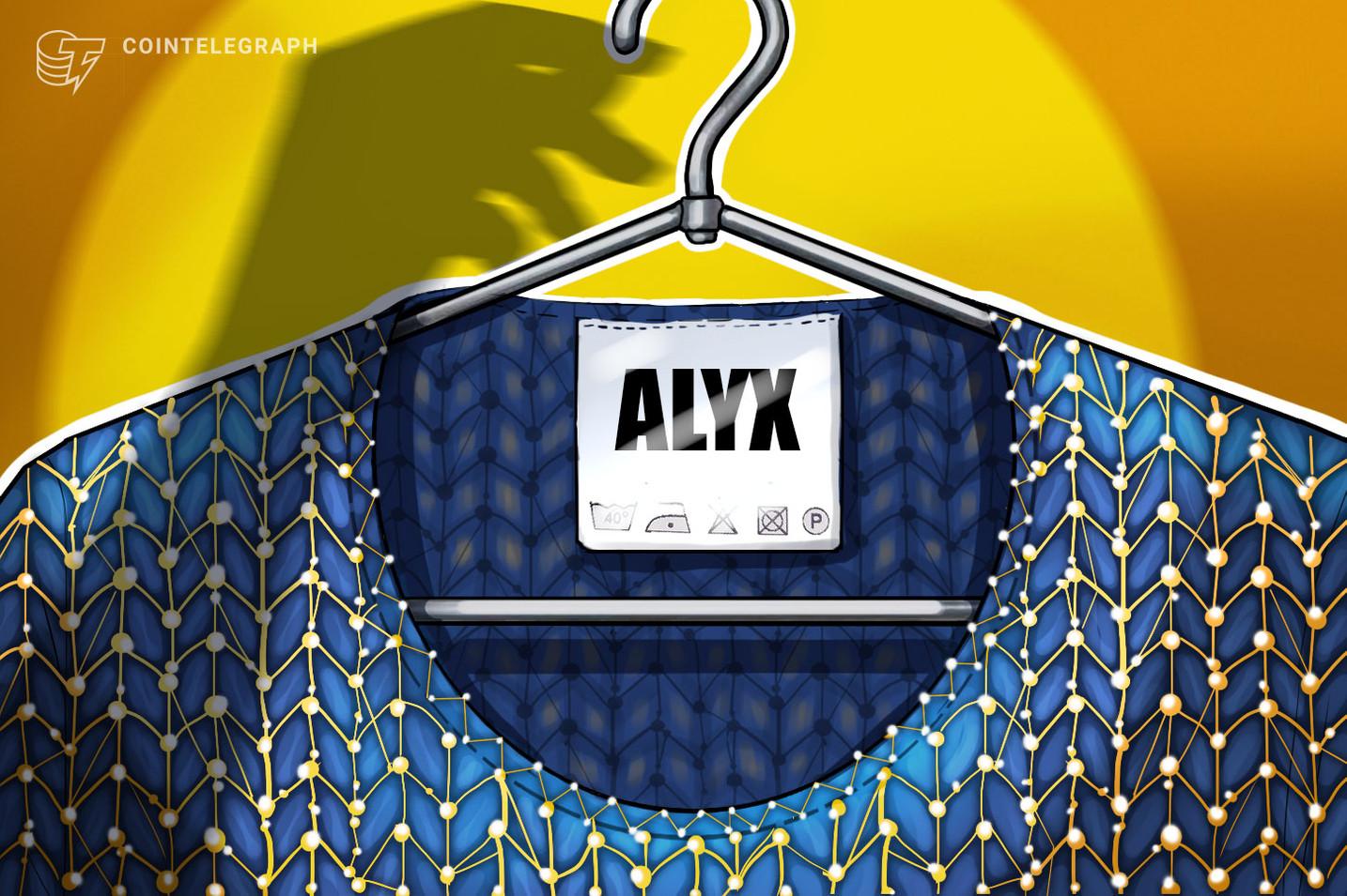 Modemarke Alyx: IOTA-Pilotprojekt für Transparenz von Lieferketten