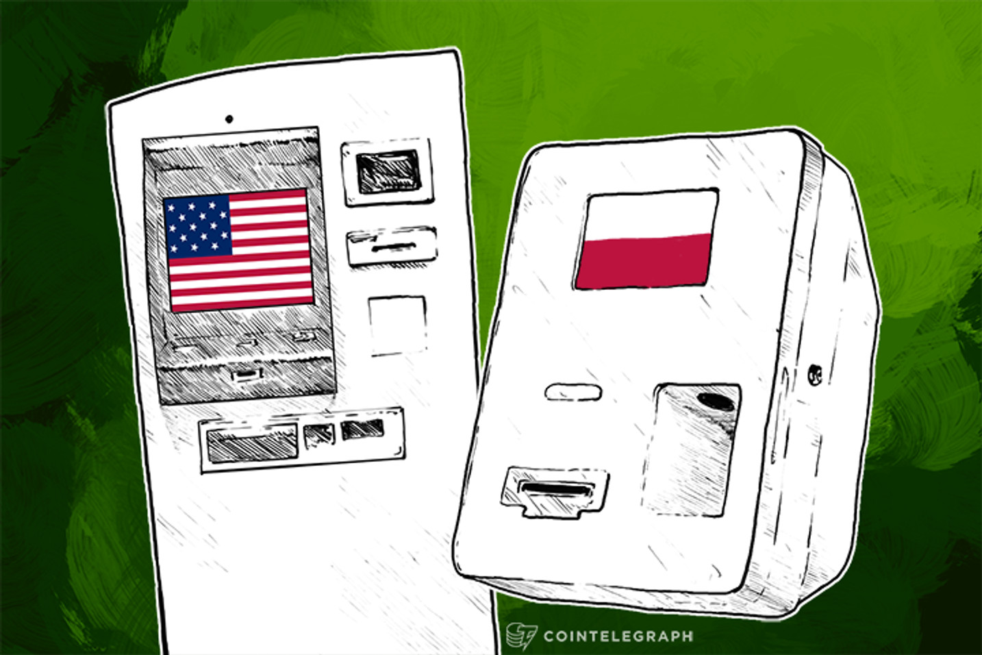 New BTMs: Warsaw Catching Up to Other EU Capitals, Plus 4 New Machines Across US