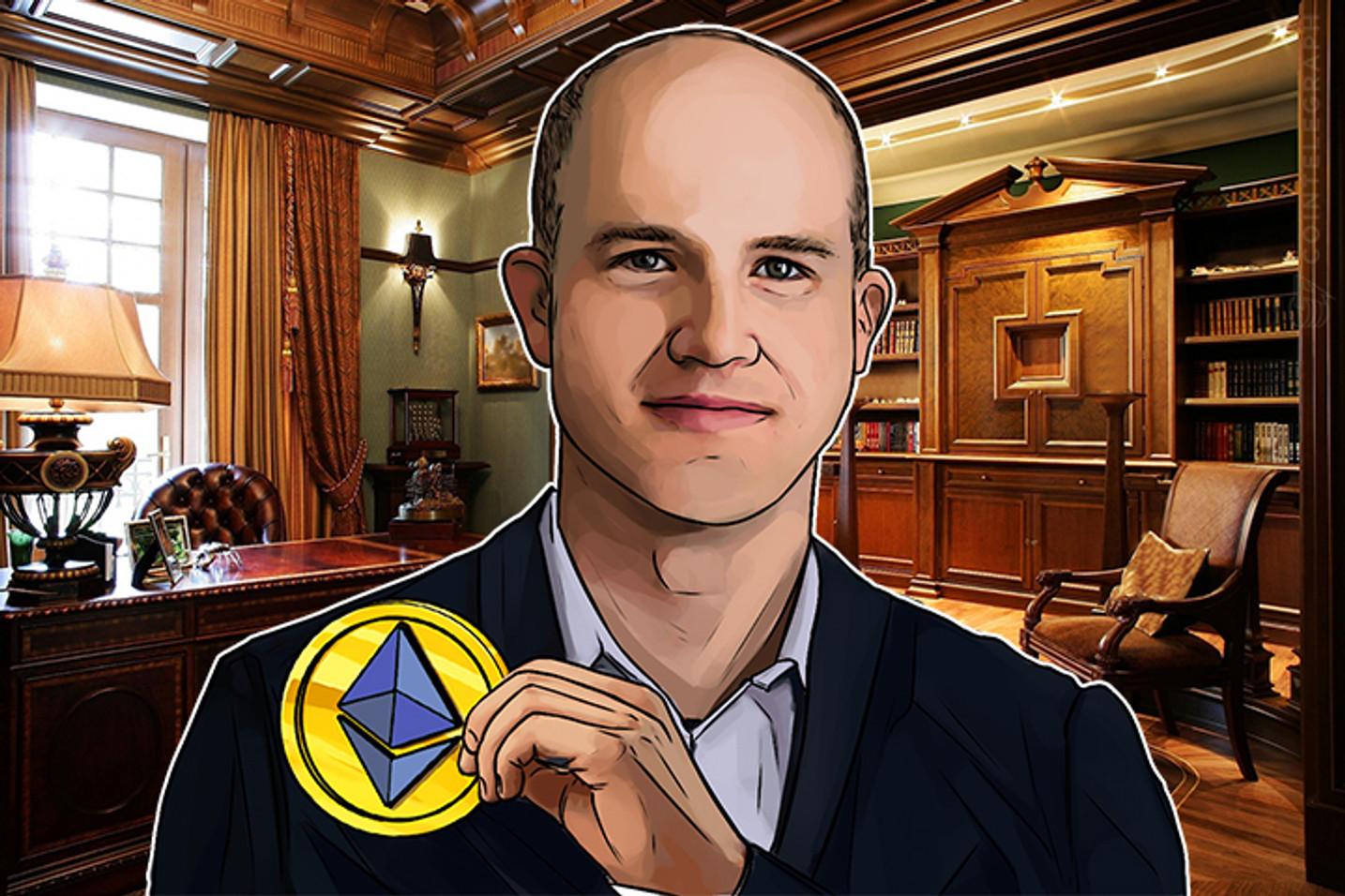 CEO de Coinbase se une a Vitalik Buterin en la lista 40 de 40 de Fortune