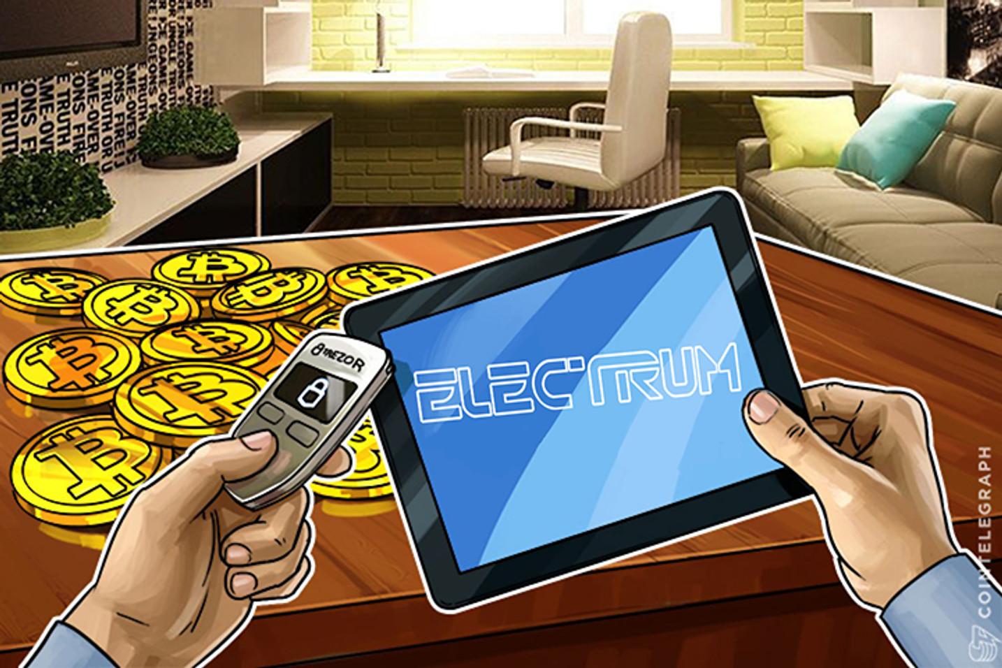 Bitcoin Wallets Trezor, Electrum Issue Contradictory Statements Regarding Bitcoin Cash