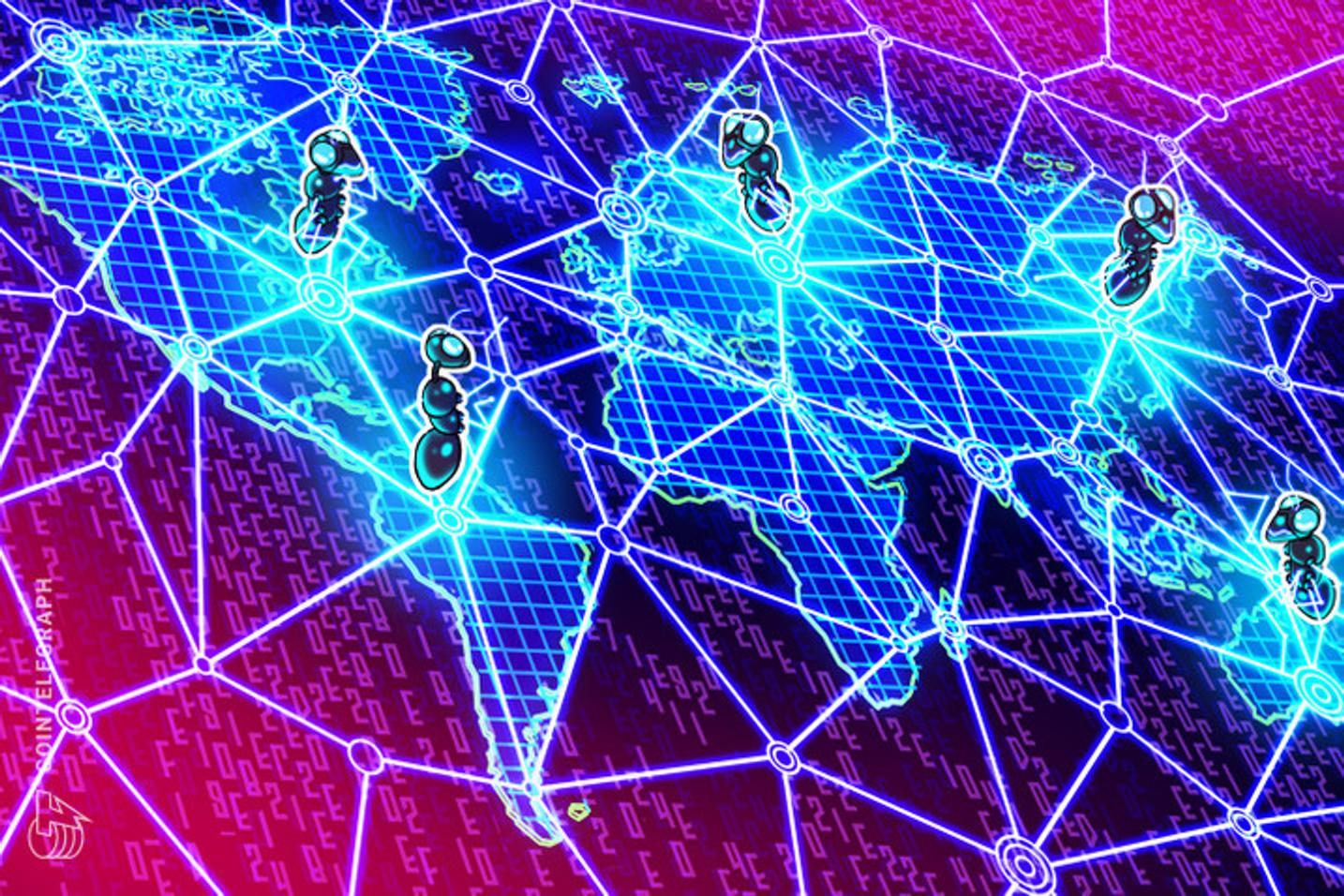 New York Digital Investment Group (NYDIG), mostra que a alta do Bitcoin sofreu mudança em seu perfil geográfico