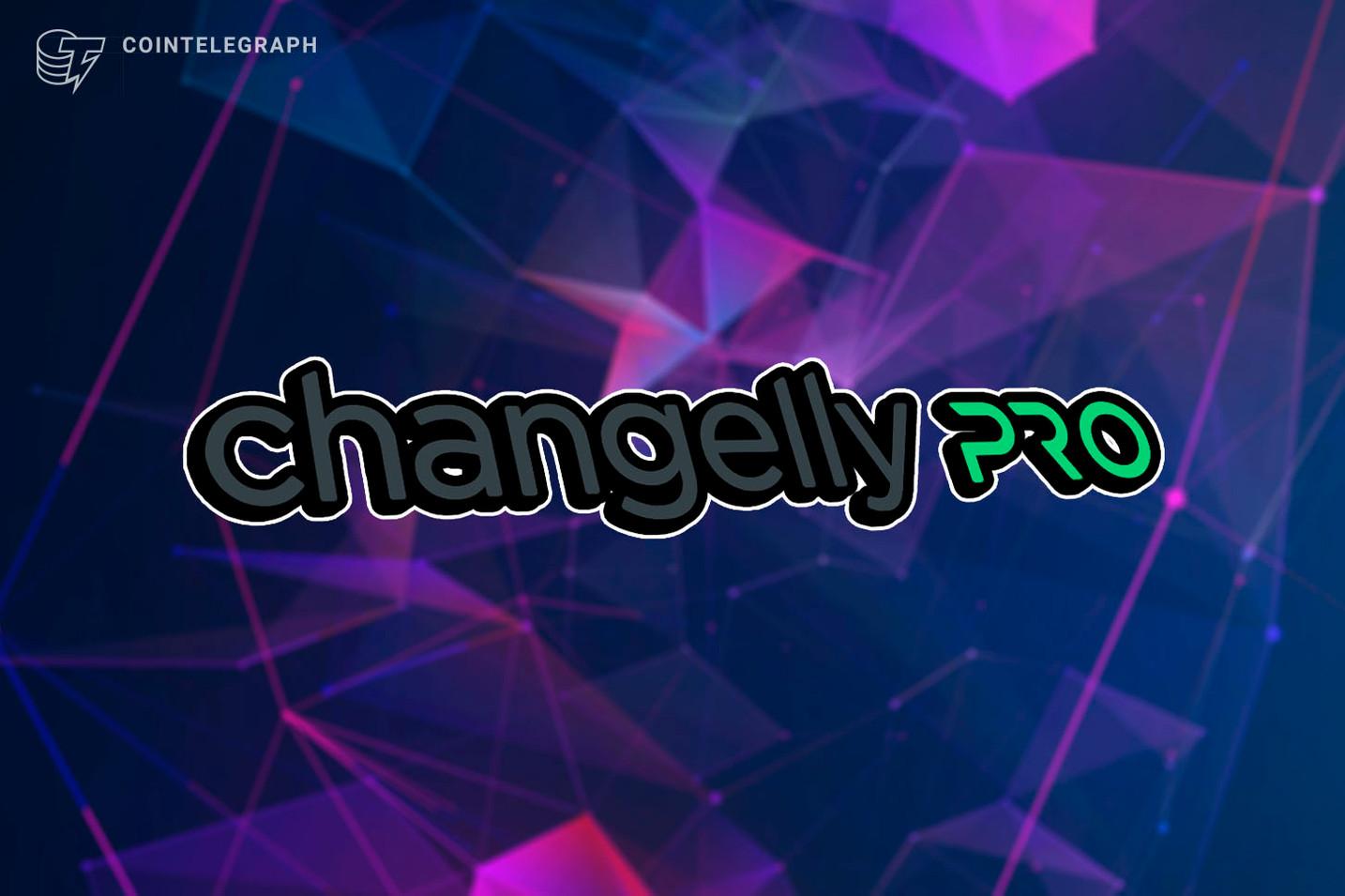 仮想通貨レバレッジ取引なら、使いやすさ抜群のChangelly PRO!
