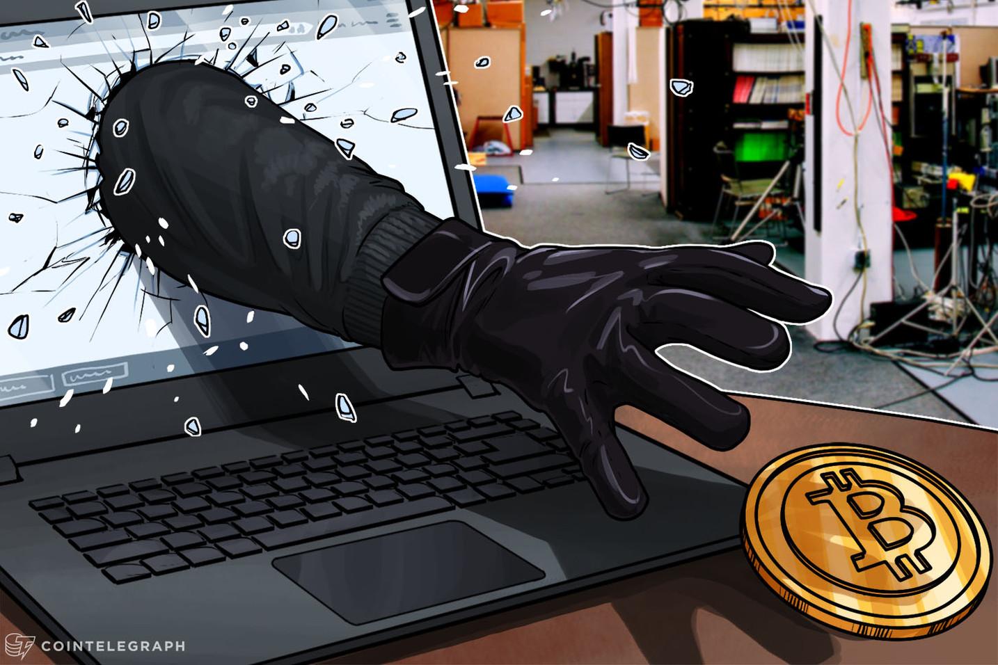 Investidor cripto é hackeado em $ 2 milhões em transmissão ao vivo. Comunidades alegam farsa.