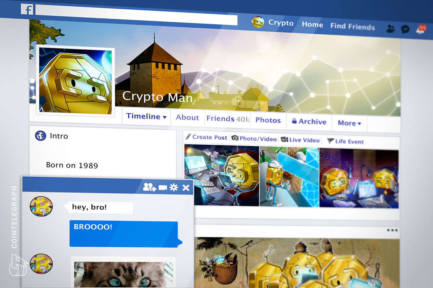 From Blanket Ban to Its Own Stablecoin: How Facebook's Relationship With Crypto Changed Over 2018