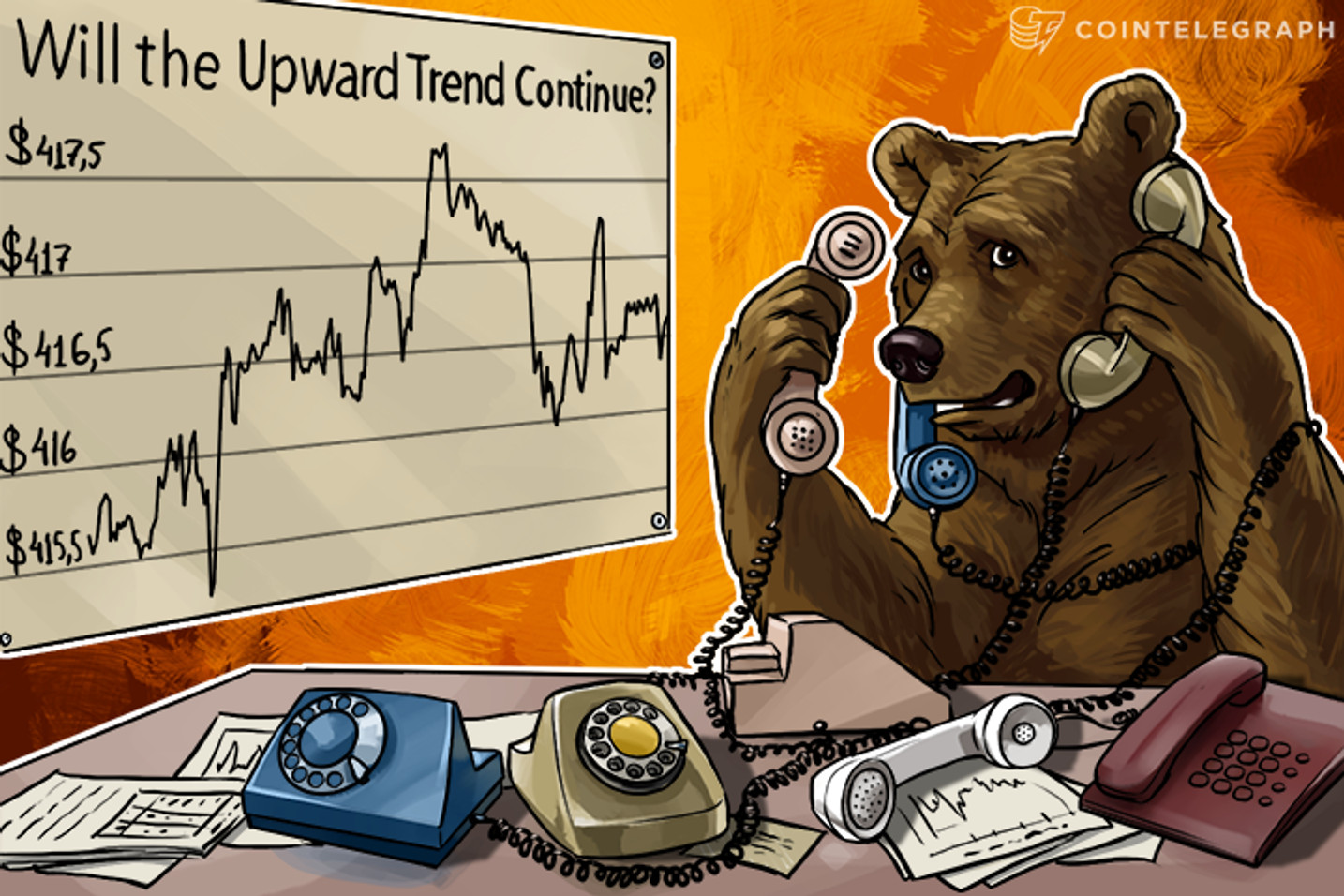 Bitcoin Price Analysis: 3/23/2016