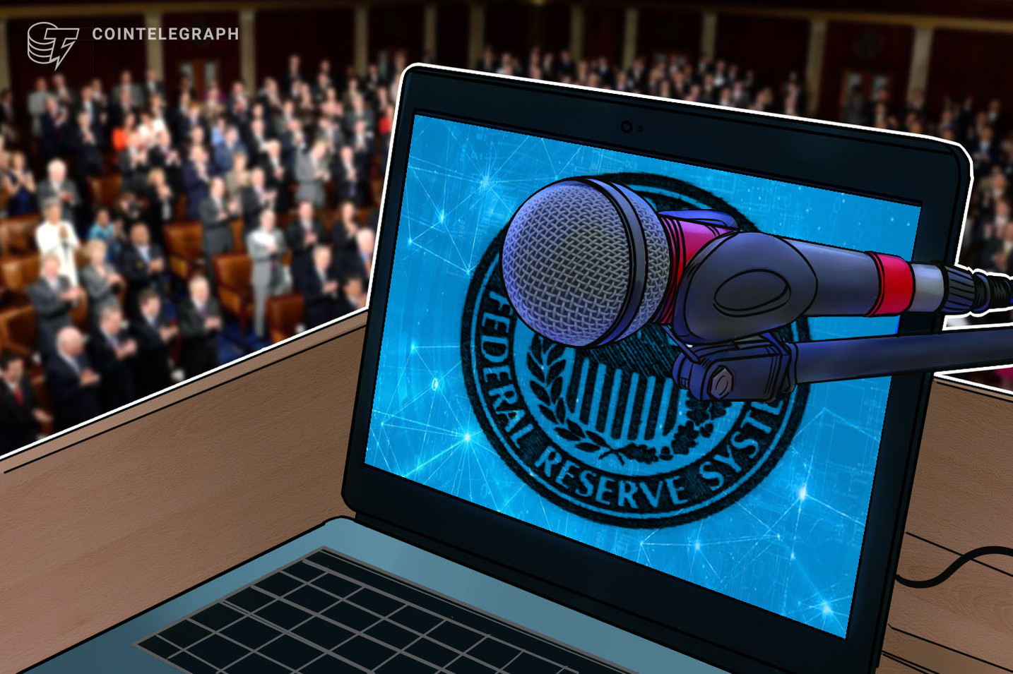 Fed Chair Says Agency Monitoring Crypto But Not Developing Its Own