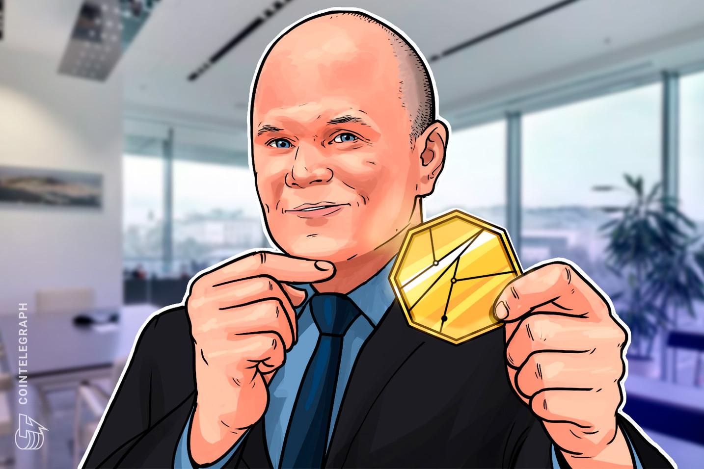 Galaxy Digital Founder Michael Novogratz: One of the Social Media Cryptos Will Succeed