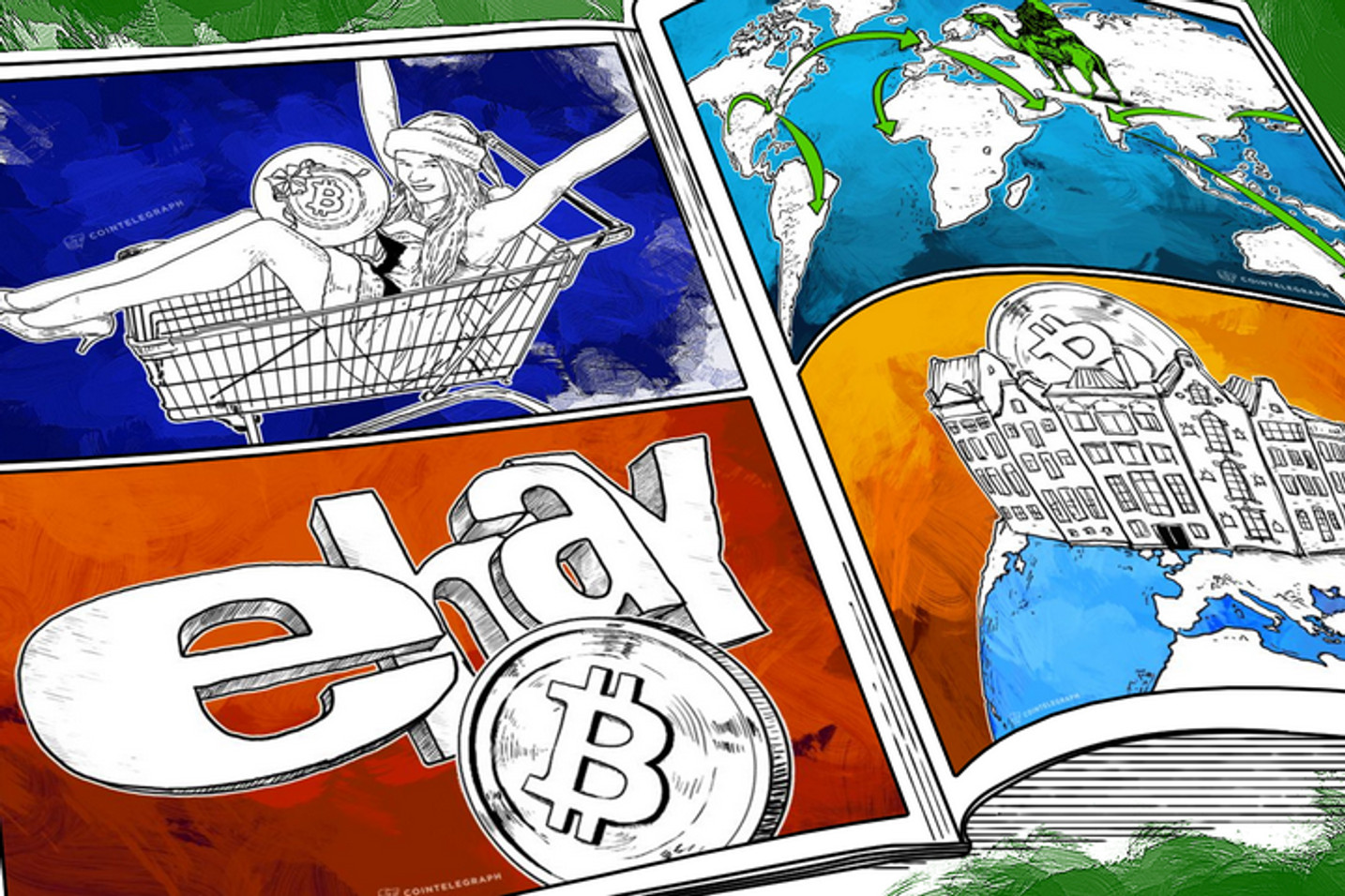 Weekend Roundup: Black Friday, eBay Interested in Bitcoin, and Library Accepts BTC Amid Riots